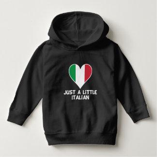 Just A Little Italian Hoodie