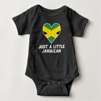 Just A Little Jamaican Baby Bodysuit