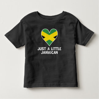 Just A Little Jamaican Toddler T-shirt