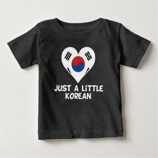 Just A Little Korean Baby T-Shirt