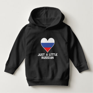 Just A Little Russian Hoodie