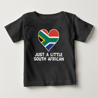 Just A Little South African Baby T-Shirt