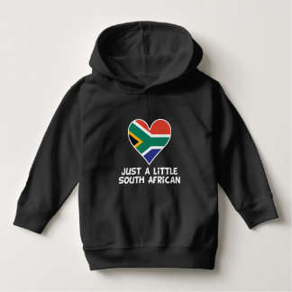 Just A Little South African Hoodie