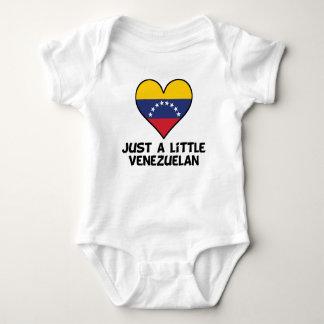 Just A Little Venezuelan Baby Bodysuit
