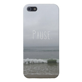 Just a moment! case for iPhone 5/5S