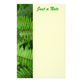 Just a Note Stationery