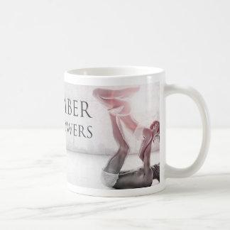 Just A Number Mug Author Fifi Flowers