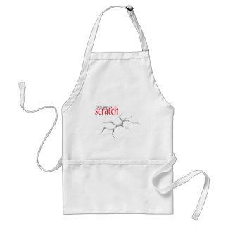 Just a scratch standard apron
