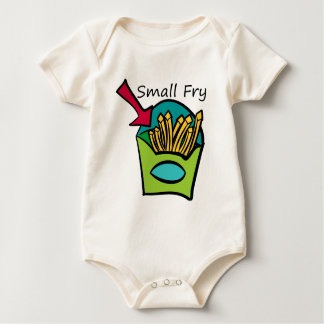 Just a Small Fry Organic Baby Baby Bodysuit