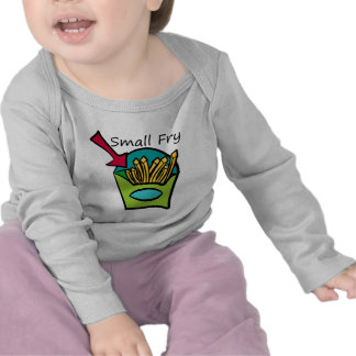 Just a Small Fry Organic Baby T-shirts
