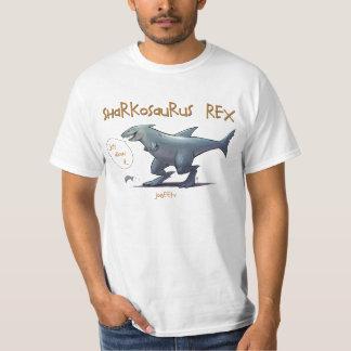 """""""just allow it"""" Sharkosaurus REX Value Tee"""