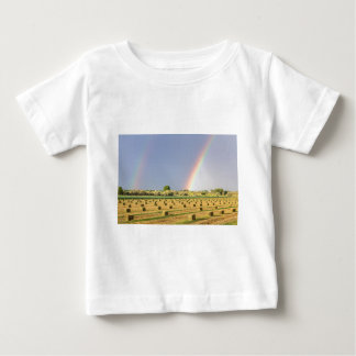 Just_Another_Country_Rainbow Baby T-Shirt