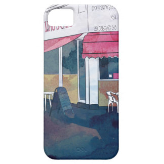 Just Another Day In Small Town iPhone 5 Cover