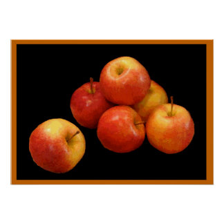 Just Apples Poster