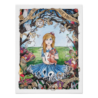 JUST ASK ALICE POSTER