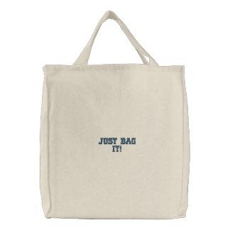 Just Bag It! Tote