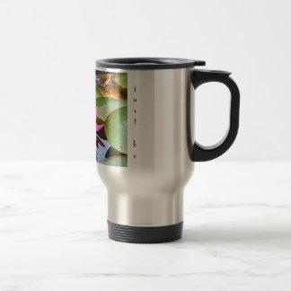 just be lotus travel mug