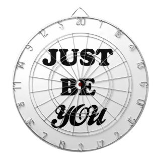 Just Be You Dartboard