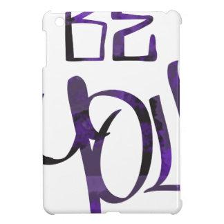 JUST-BE-YOU iPad MINI CASE