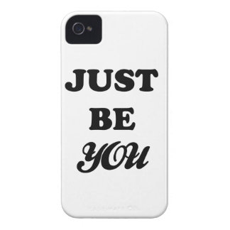 Just Be You iPhone 4 Covers
