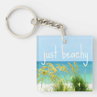 Just Beachy Key Chain