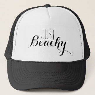 Just Beachy Summer Trucker Hat
