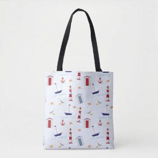 Just Beachy Tote Bag