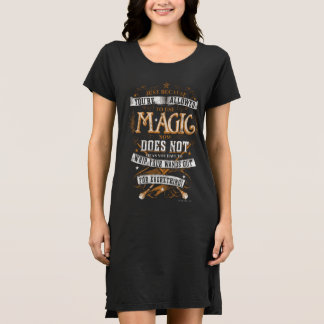 Just Because You're Allowed To Use Magic... Dress