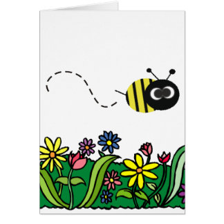 Just Bee Card