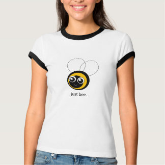 Just Bee Shirt (with text)