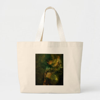 JUST BELIEVE LARGE TOTE BAG