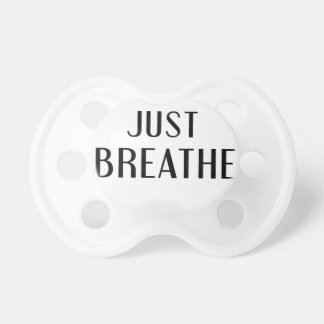just Breathe Baby Pacifiers