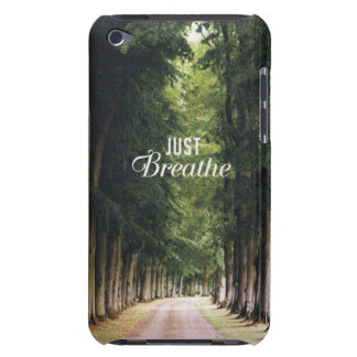 Just breathe barely there iPod covers