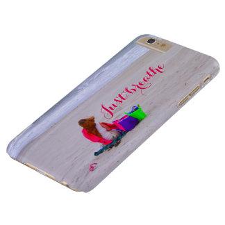 Just Breathe iPhone 6/6s Plus Case