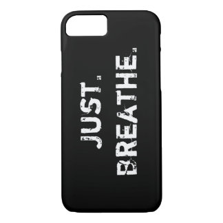 Just Breathe iPhone 7 Case