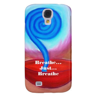 Just Breathe Phone case
