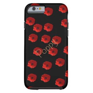 JUST CALL ME POPPY!!! iPHONE 6 BARELY THERE Tough iPhone 6 Case