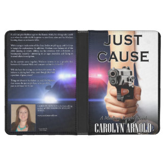 Just Cause Kindle Case