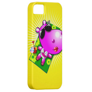 Just Chillaxin iPhone 5 Case