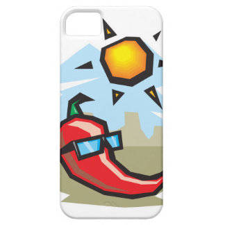 just chillin chili pepper iPhone 5 case