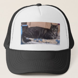 Just Chilling Dave Trucker Hat