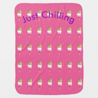 Just Chilling Popsicle Baby Blanket