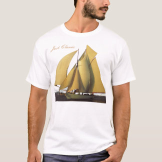 Just Classic Fife Yacht T-Shirt