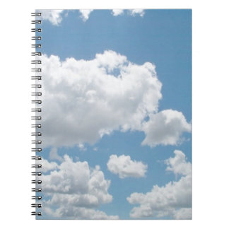 Just Clouds Notebook