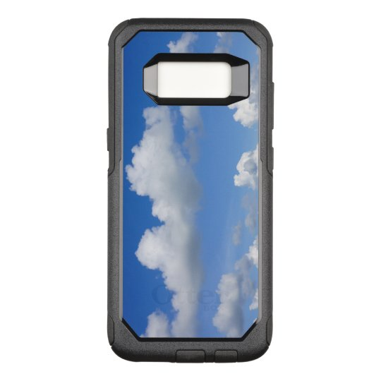 Just Clouds OtterBox Commuter Samsung Galaxy S8 Case