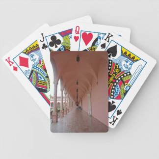 Just Come Along Bicycle Playing Cards