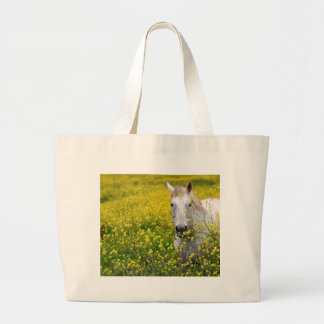 Just Curious Large Tote Bag