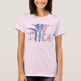 Just Dance (for light colors) T-Shirt