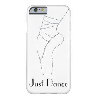 Just Dance iphone case