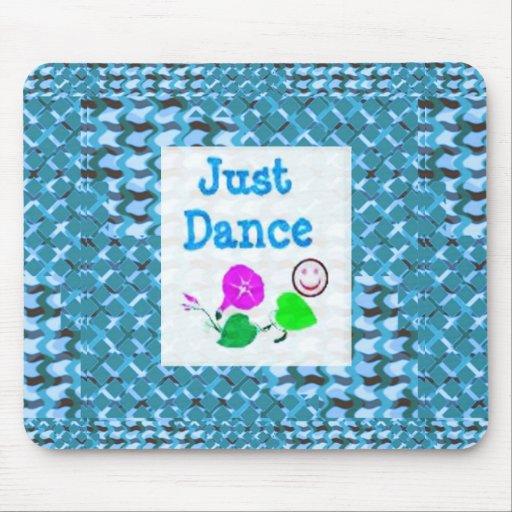 JUST Dance - Sparkle BLUE Diamond Base LOWPRICE Mousepads